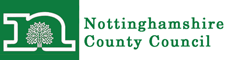 Nottinghamshire County Council 's Logo